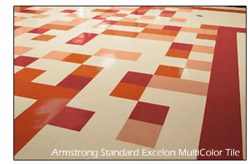 Armstrong Commercial Vinyl Tile